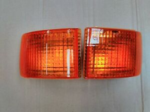 FORD ESCORT COSWORTH SIERRA COSWORTH FRONT AMBER INDICATOR SET