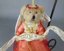 Boyds Joy Angelbless Plush Bear Christmas Ornament Mini Tree Topper 4014678