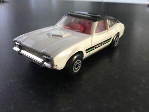 , matchbox  speed kings , Ford Capri my 2 . 1976 model , mint . The best