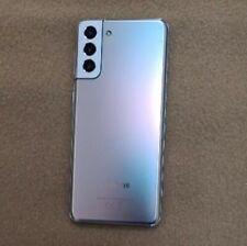 Samsung Galaxy S21 plus Silver