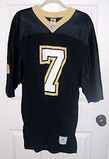 New Orleans Saints NFL Football Jersey # 7 Mens Size 46 USA Rare Vtg