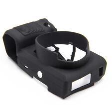 Cover Case Alloggiamento silicone nero per Sony Alpha A6000, A6300