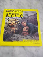 Signed! Sometimes a Great Movie Paul Newman Ken Kesey Filming Great Oregon Mov