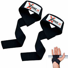 **WOW** Weight Lifting Wrist Wrap Gym Hand Support Straps Brace Cotton Strap