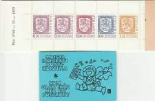 Finland booklet postfris 1980 MNH PB 12 I - Staatswapen 11-1979 (3)