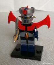 Figura Mazinger Z tipo Lego o similar: 5 cm de alto - Nueva y precintada