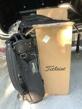New Titleist Linksmaster Members Golf Bag - New With Tags in Box