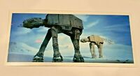 Star Wars: Frames Postcard - AT-AT Battle of Hoth - Empire Strikes Back