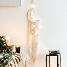 Macrame Wall Hanging Tapestry Woven Handmade BOHO Chic Craft Art Home Décor