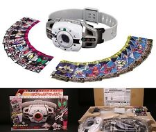 Masked Kamen Rider Japan Anime Decade DX Decadriver Henshin Belt 20Cards Bandai