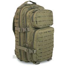 MIL-TEC Piccolo Laser Molle Army Trekking Zainetto assalto pack Zaino 20l Verde