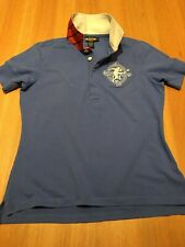 Rugby Ralph Lauren Womens L 38in Thick Stretch Cotton Rugby Top Good Condition