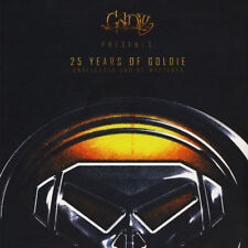 GOLDIE GOLDIE PRESENTS 25 YEARS OF GOLDIE TRIPLE VINYL LP RECORD STORE DAY 2018