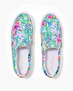 Lilly Pulitzer Julie Sneaker  Size 6.5