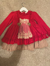 La Amapola Dress Age 5