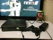 X-Box 360 S Console 250GB with Games