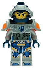 Lego Nexo Knights Argile Figurine Horloge