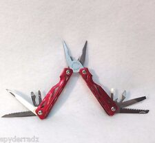 SNAP-ON TOOLS TOOL 13 In 1 RED Multitool MULTI FUCTION TOOL PLIERS