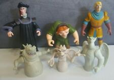 Walt Disney Hunchback of Notre Dame Plastic Characters Toy Figures