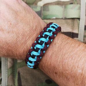 Pathfinders Platoon The Parachute Regiment Paracord 550 Bracelet