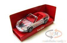 HERPA Porsche 996 - transparent - 1:87 - OVP