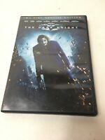 The Dark Knight (DVD, 2008, 2-Disc Set, Special Edition) Christian Bale