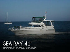 1987 Sea Ray 41 Aft Cabin Used