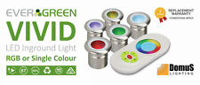 5 PACK RGB COLOUR CHANGING 316 MARINE STAINLESS STEEL LED DECK LIGHT RRP$299