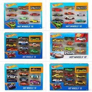Hot Wheels 10 Car Pack - Assorted*