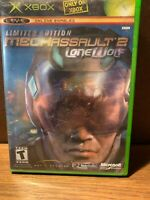 MechAssault 2: Lone Wolf (Microsoft Xbox, 2004) Complete. Used. Untested