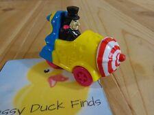 McDonalds Toy Batman Returns Movie PENGUIN CAR Rotating Umbrella 1991 DC Comics