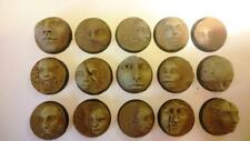 7* 32mm Round Face bases for 40k , Kingdom Death ,Warhammer Age of Sigmar