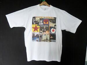 Vintage Rare Paul Weller Stanley Road Tour T-Shirt 1995 Size X-Large - BNWOT