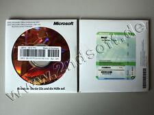 Office 2007 Professional OEM-Vollversion, deutsch, Installationsdatenträger, neu