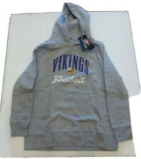 Minnesota Vikings Fanatics Women's Pullover Hoody NWT Large