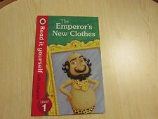 LADYBIRD BOOK READ IT YOURSELF  LEVEL 1 THE EMPEROR'S NEW CLOTHES