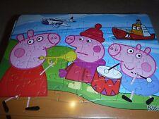 Brand New Jigsaw Peppa Pig music Puzzles 40 pcs