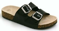 Women's Synthetic Leather Mule Shoes