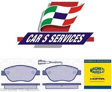 PATTINI FRENI MARELLI PF0214 FIAT GRANDE PUNTO / PUNTO EVO 1.3 MJT 90CV