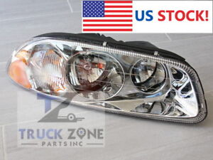 1998-2015 Mack Vision CX 600 CV GU7 Headlight Headlamp Passenger Side Chicago