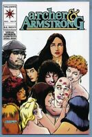Archer & Armstrong #13 (Aug 1993, Valiant) Mike Baron, Rags Morales