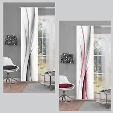 home wohnideen gardinen vorh nge mit abstraktem muster g nstig kaufen ebay. Black Bedroom Furniture Sets. Home Design Ideas
