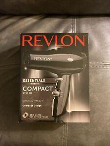 Revlon RVDR5034 1875W Hair Dryer - Black