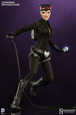 BATMAN - Catwoman 1/6th Scale Action Figure (Sideshow) #NEW