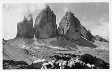 Italy Tre Cime di Lavaredo 1933