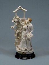 GIUSEPPE ARMANI FLORENCE  LOVE IN BLOOM- WEDDING FIGURINE 201F ITALY  1992 NEW