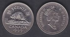 CANADA   5 CENTS 1999   FDC / UNC
