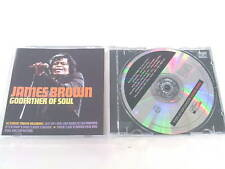 JAMES BROWN GODFATHER OF SOUL - CD