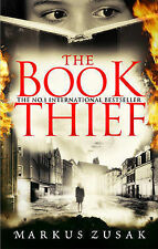 The Book Thief by Markus Zusak (Paperback, 2008) Like new, free shipping
