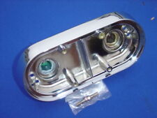 VOLVO CHROME REAR LIGHT BASE 1800S AND 1800E NEW REPRO P1800 P1800E